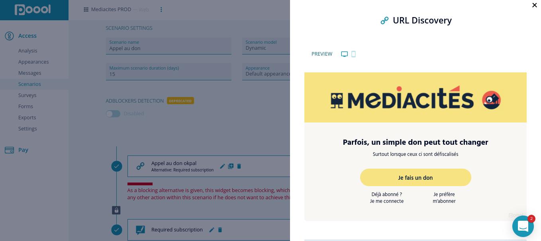 Mediacités Success Story.
