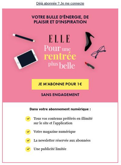 ELLE.fr Success Story.