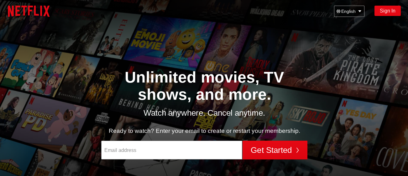 Netflix Paywall: From Content, to Subscription to Content | Series.