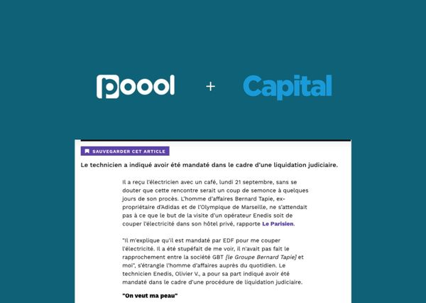 Success Story : How Capital uses Poool Access to easily implement a register wall all the while limiting the impacts on advertising revenue ?