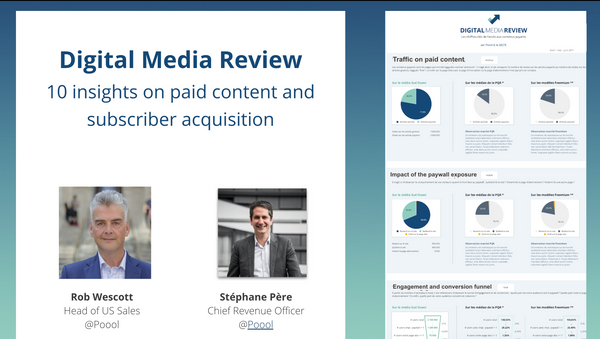 Convert your readers into subscribers with these 10 insights from the Digital Media Review